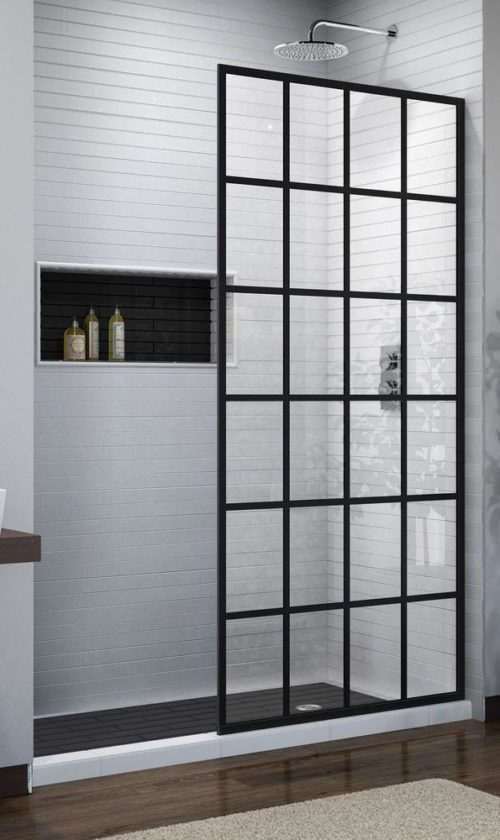 Frameless Shower Phoenix