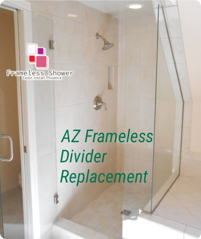 AZ Frameless Divider Replacement
