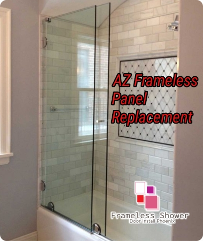 AZ Frameless Panel Replacement