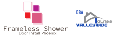 Frameless Shower Door Install Phoenix